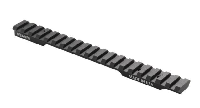 Weaver Extended Multi-Slot, One Piece Base Picatinny/Weaver, Compatible Browning AB3 Long Action Platforms