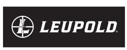 "Leupold 31"" Windshield Decal, White"