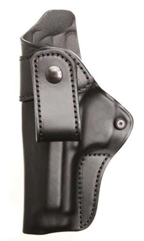 """Blackhawk! CQC IWB ITP Inside the Waistband Leather Holster 3.3"""" For Springfield XDS, Left Hand"""