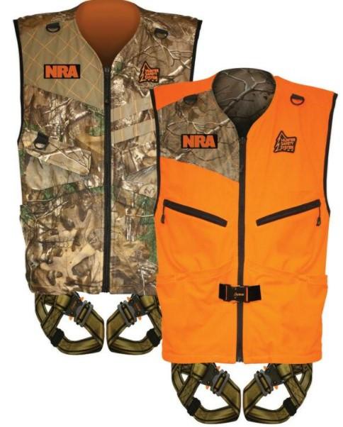 Hunter Safety System NRA Patriot Safety Harness