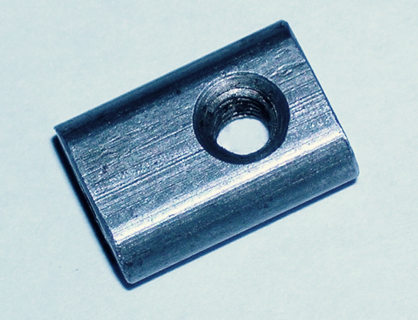Mauser 98 Cleaning Rod Nut, Square Type