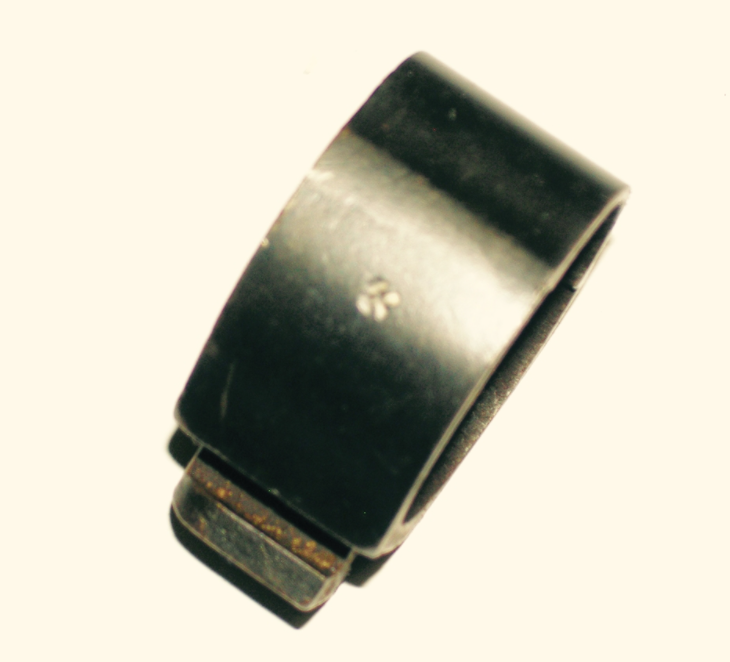 Chilean 1893/1895 Front Band