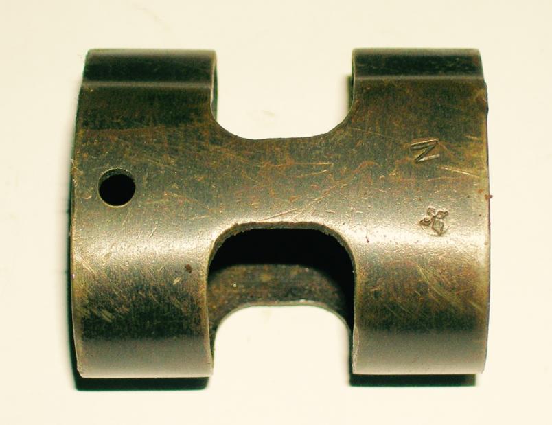 Spanish M43/M44 Front Band