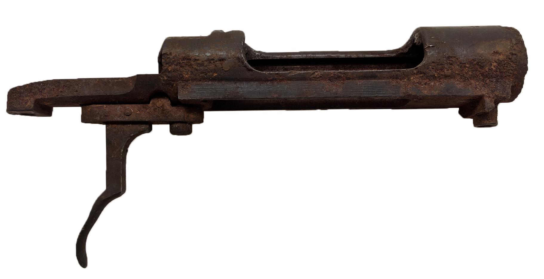 Spanish Oviedo 1893 Mauser Receiver, *Poor*