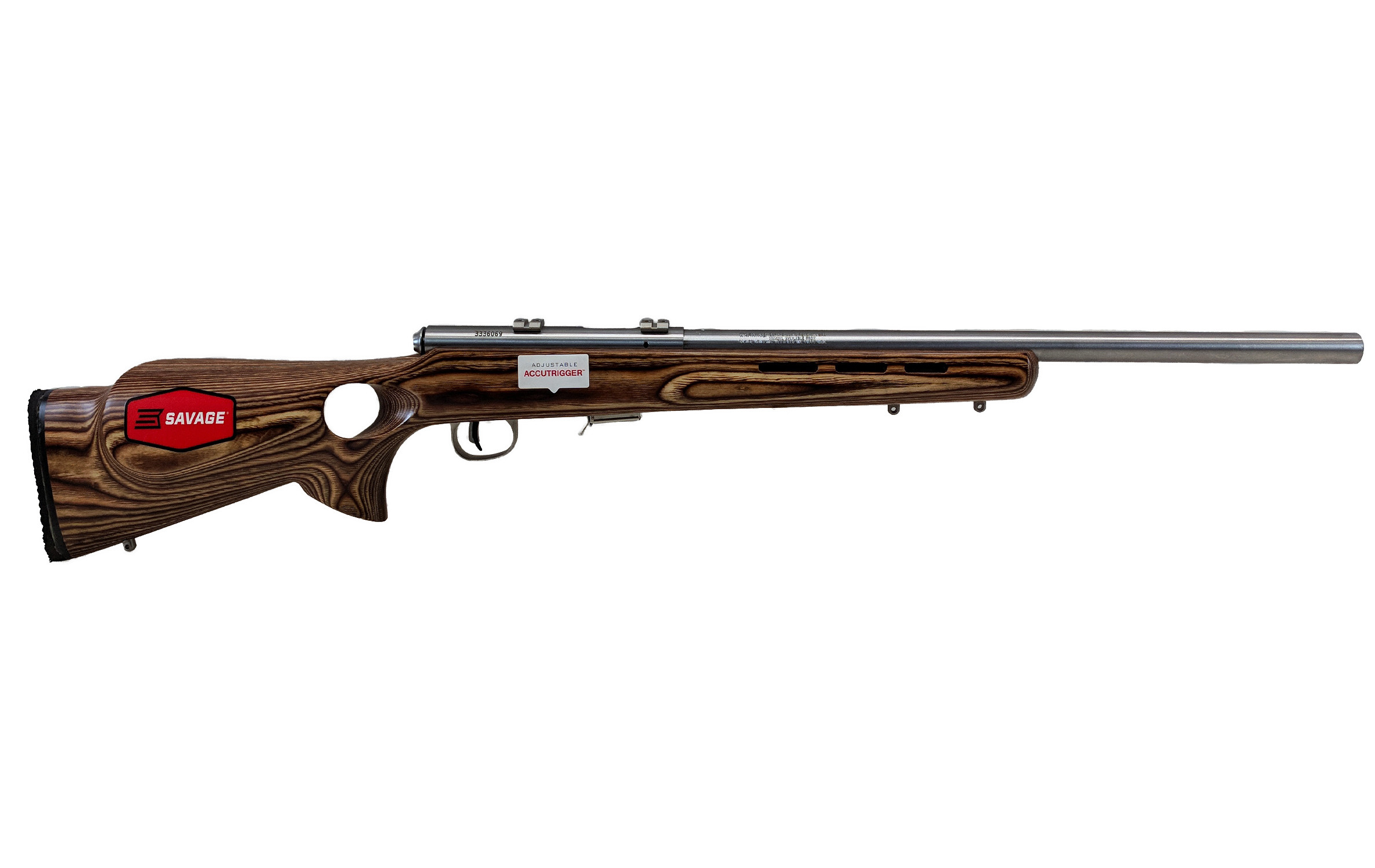 Savage 93R17 Left Hand, .17 HMR *New*