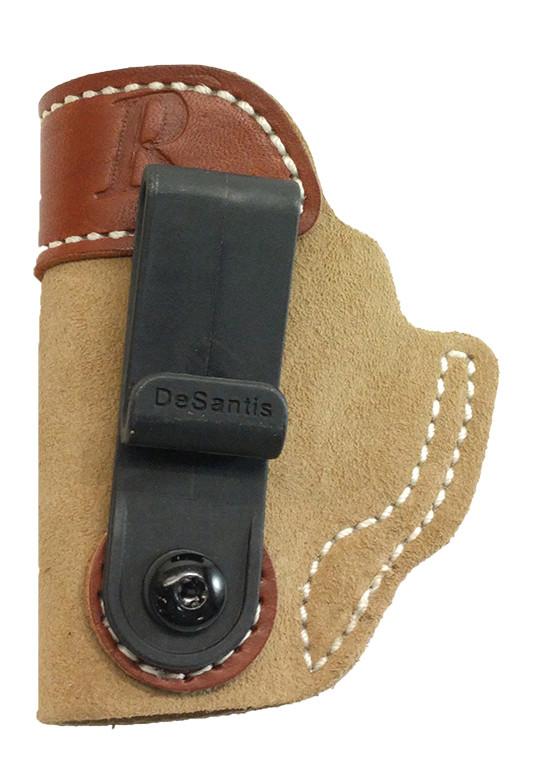 Desantis Sof-Tuck Holster, Remington RM380, Left Hand