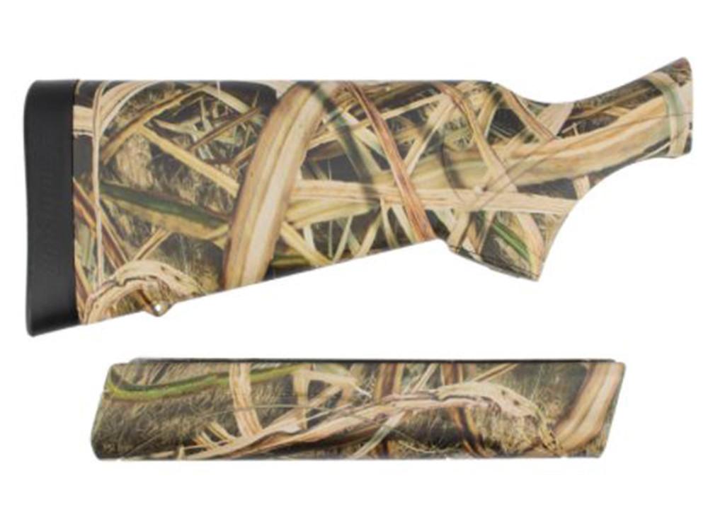 Remington V3 12 Gauge Stock and Forearm Set, Mossy Oak Shadow Grass Blades