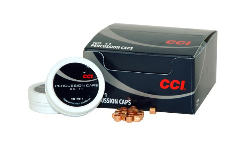 CCI PERCUSSION CAP #11 5000 PACK