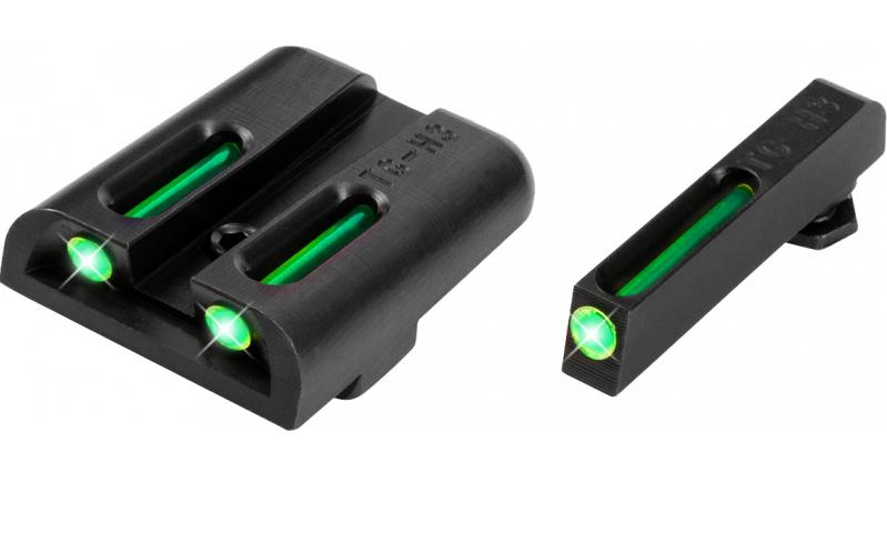 TruGlo Trit/Fiber Opic Night Sight Set For Glock 20/21