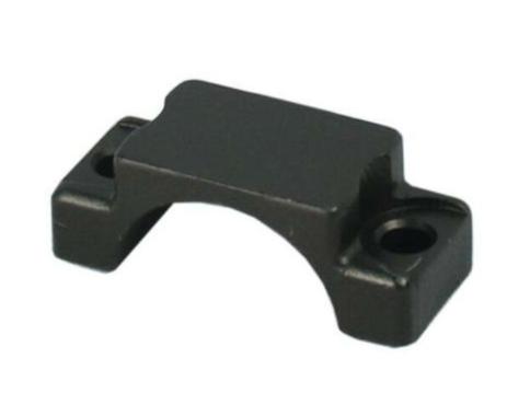 Yankee Hill Machine, Flat Lug for Gas Blocks W/ Flip-Up Front Sight, Steel, Black