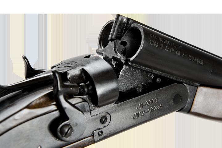 JW-2000 Coach Shotgun, 12 Ga.