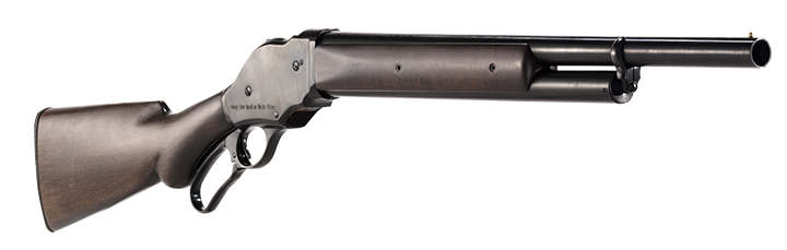 PW87 Lever Action Shotgun
