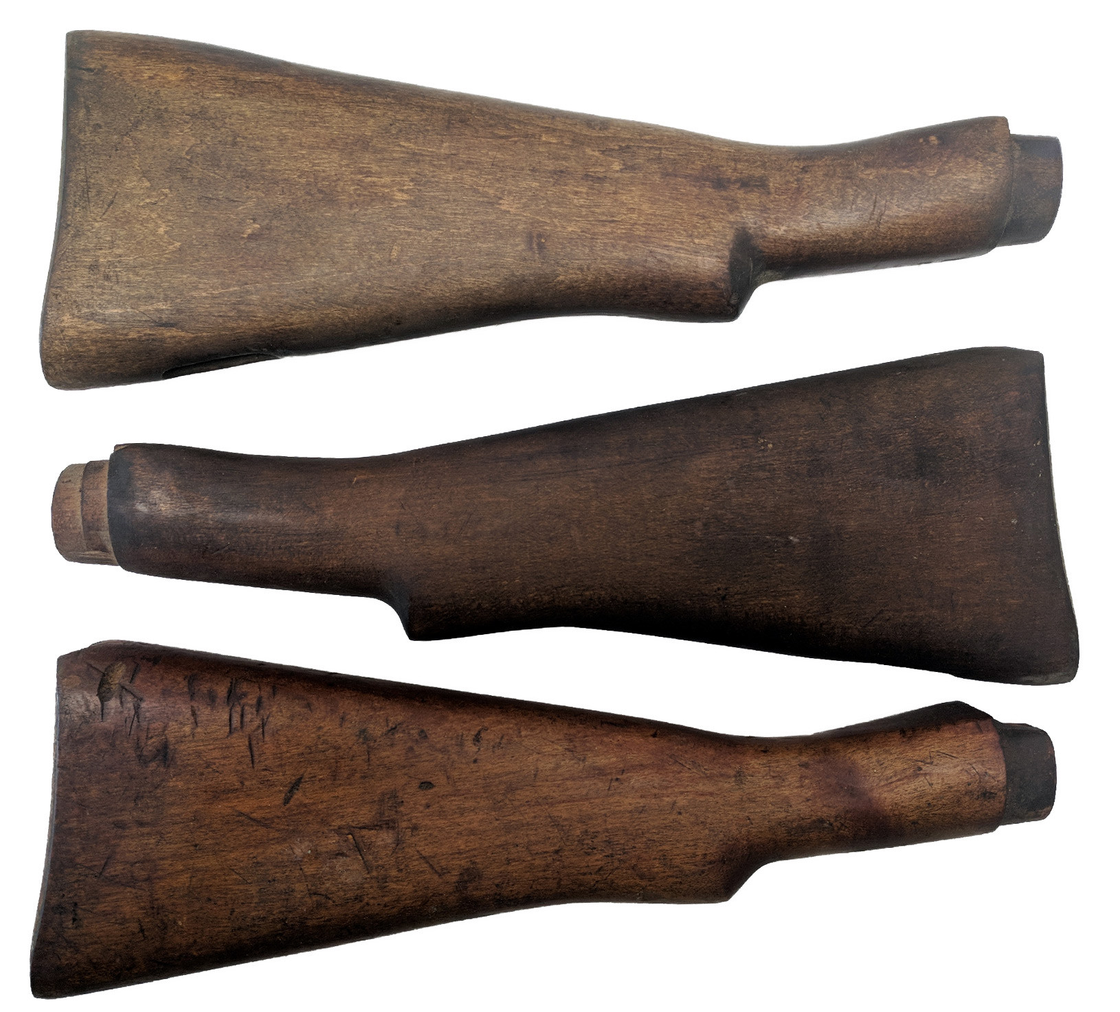 Enfield No.4 Buttstock, Birch, Normal Length, Long Branch, *Good to Very Good*