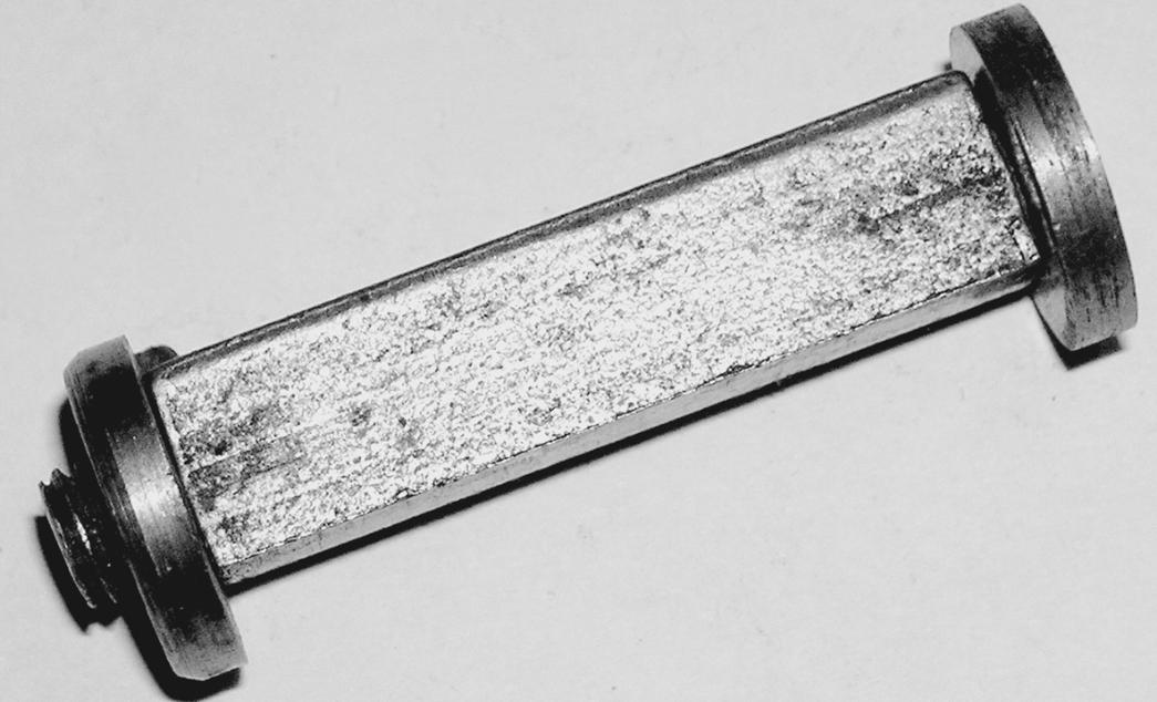 Brazilian Mauser Recoil Lug, Offset Two Nut Type