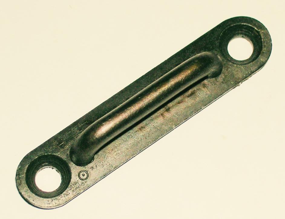 Argentine 1891/1909 Carbine Saddle Bar Swivel, Flat Type