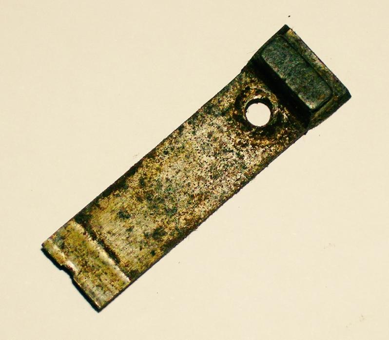 Mauser 1893/1895 Carbine Rear Sight Spring