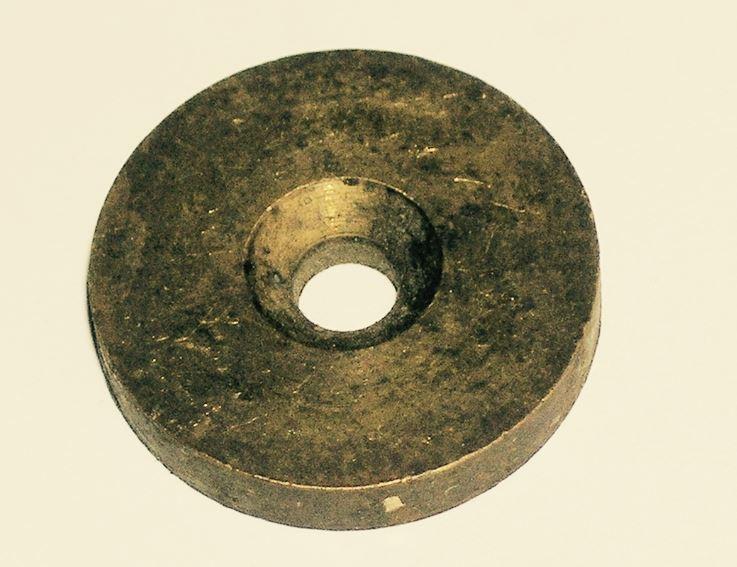 FN49 Stock ID Disk, Egyptian