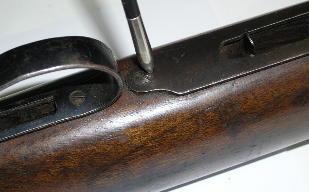 Remington 513 Trigger Guard Plate Screw, *Good*