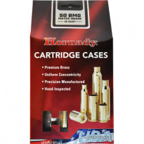 Hornady Match Brass 50 BMG Box of 20