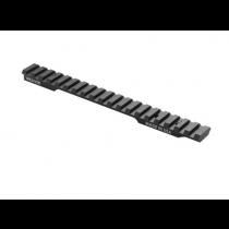 Weaver 1-Piece Extended Multi-Slot Picatinny Scope Base SAVAGE 10, 11, 12, 14, 16 SA 20 MOA