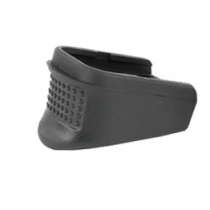 Pachmayr Grip Extender Magazine Base Pad +3 Glock 26, 27, 33, 39 XL Polymer Black