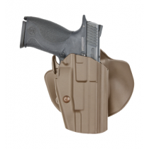 Safariland 578 7TS GLS Multifit Concealment Paddle and Belt Loop Combo Holster Size 3 fits Sub Compact Pistols Flat Dark Earth Right Hand