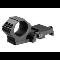 Barska Weaver 30mm Adjustable Height Flip-Up Ring