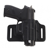 Galco TacSlide Springfield XD-S Belt Holster Right Hand Leather/Kydex