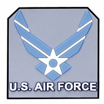 GPS-RAIR4 Rubber Patch US Air Force