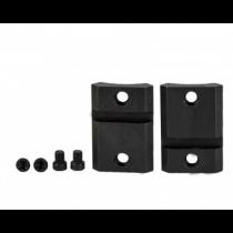 Nikon S-Series 2-Piece Steel Weaver Style Scope Base Remington A-Bolt