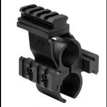 NcStar Shotgun Barrel Micro Dot Rail Mount Remington 870