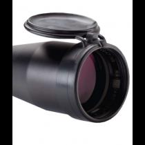 Butler Creek 43031 Tactical Flip Cap Objective Lens 49.8-50.7mm Screw On Polymer Black