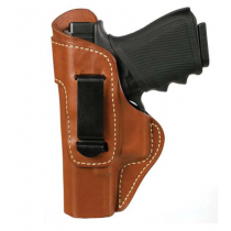 BLACKHAWK! Leather Inside the Pant Holster Brown Left Hand Springfield XDS 3.3
