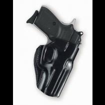 Galco Stinger Belt Holster S&W Bodyguard 380 Right Hand Black