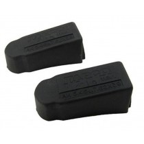 Tapco Intrafuse AK Magazine Dust Cover Flexible Rubber Matte Black 10 Pack