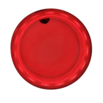 T-H Marine Red LED Cup Holder Insert
