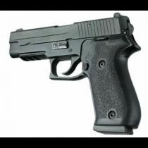 Hogue Monogrip SIG Sauer P220 No Finger Grooves Rubber Black