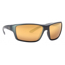 Magpul Summit Shooting Glasses Gray Frame Polarized Anti-Reflective Bronze/Gold Mirror Lenses MAG1023-880