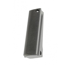 Remington 1911R1 Stainless Steel Checkered Mainspring Housing