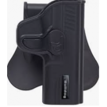 Bulldog Rapid Release Paddle Holster Right Hand Sig Sauer P238