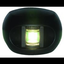 Aqua Signal 33502-7 Series 33 LED Transom Light, Black