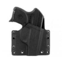 Mission First Tactical OWB Holster, Black, Ruger LCP, Right Hand