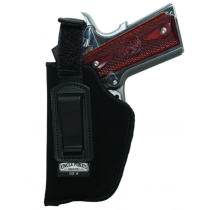 """Uncle Mike's Inside the Pant Holster with Retention Strap Size 16 3.25-3.75"""" Medium/Large Autos Left Hand"""