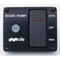 Rule Deluxe 3-Way Lighted Rocker Panel Switch 43