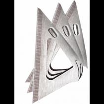 Muzzy 3-Blade 100 Grain MX-3 Broadhead Replacement Blades