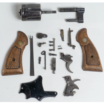Smith & Wesson Model 12-3 Parts Kit, Square Butt