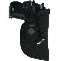 Allen Swipe MQR Holster, Size 05 Fits Small .22 to 25 Autos, Right hand