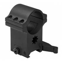 """NcStar RB24QR 6 Bolt 1.5"""" Quick Release Tactical Weaver Rifle Scope Ring Mount"""