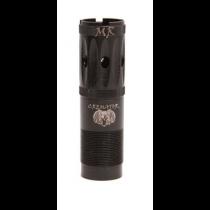 Carlson's Cremator Invector 12 Gauge Extended Ported Choke Tube Mid Range Stainless Steel Matte Black
