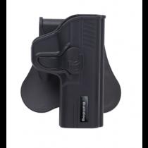 Bulldog RR-92F Rapid Release Belt Beretta 92 Polymer Black